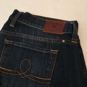 Lucky Brand Jeans - Lucky brand Sofia boot bootcut blue denim jeans
